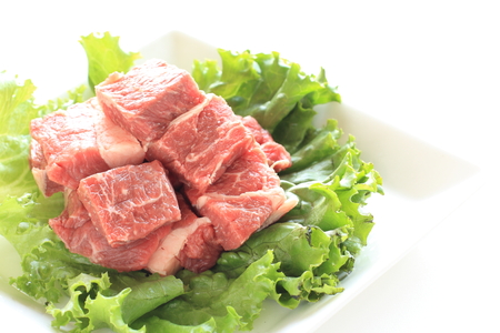 sirloin steak: Freshness beef sirloin steak Stock Photo