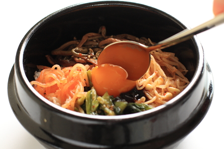 korean food: Korean food, Bibimbap Mixed rice