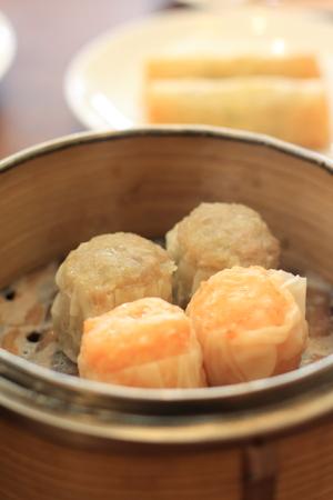 shu: Chinese food, shu mai