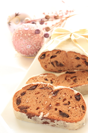 stollen: home bakery, Christmas stollen