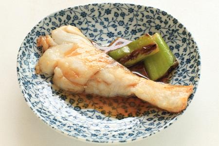 pan fried: Chinese food, pan fried cod fish