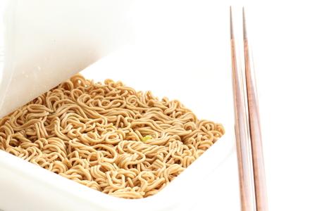 fried noodle: Japanese Instant Yakisoba fried noodle