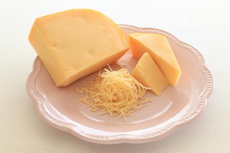 cheddar: Cheddar cheese Stock Photo
