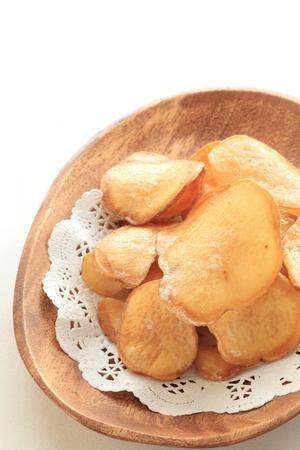 sweet potato: La comida japonesa, chips de camote