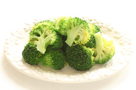 boiled: Boiled broccoli