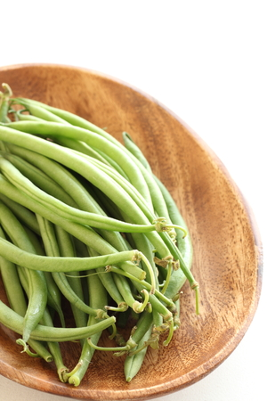 french bean: freshness French bean from Japan