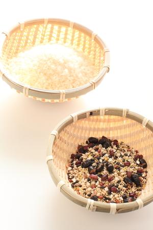 whole grain: varity types of whole grain