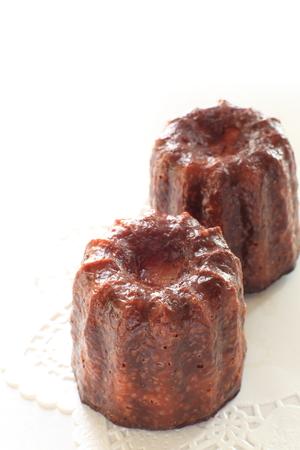 confection: french confection, cannel� de Bordeaux