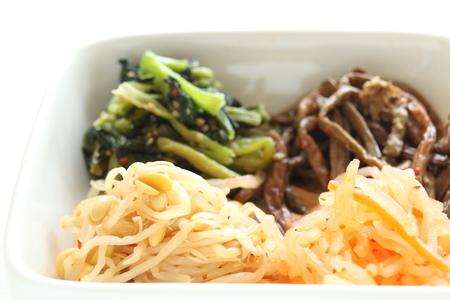 korean food: korean food, Namul