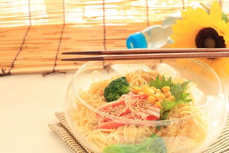 和食夏冷麺ボウル