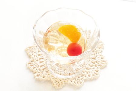 fruit jelly: mixed fruit jelly