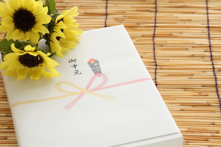 japanese culture: Japanese culture, summer gift