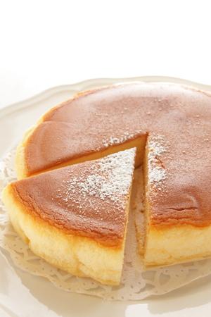 구운 치즈 케이크