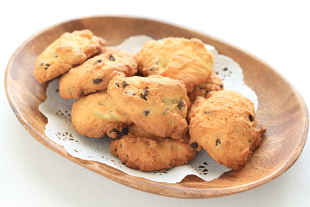 chocolate chips: Chocolate chips cookie