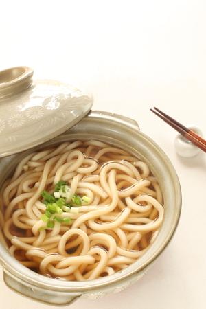 dashi: Japanese food, Udon noodles with dashi
