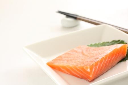 frescura: la frescura del pescado salmón