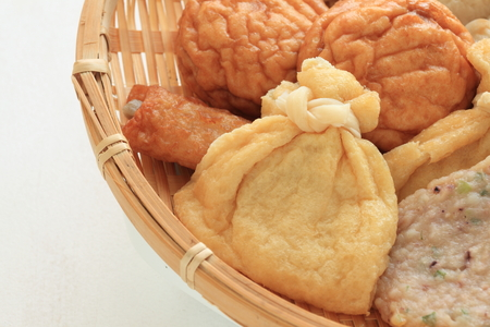 Japanese food Oden
