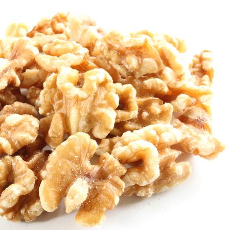 close up: close up of walnut