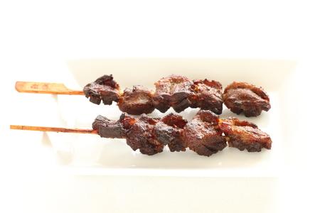 gizzard: Japanese wine and Yakitori gizzard