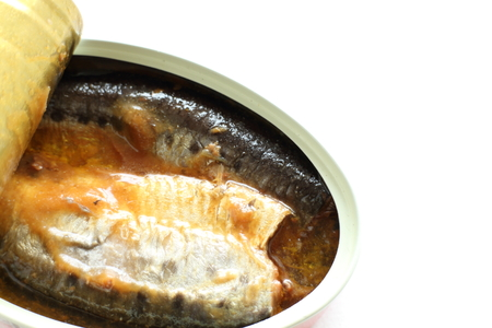 sardine can: can food, miso sardine