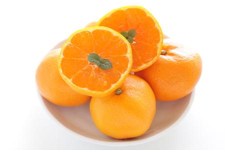 만다린 오렌지 스톡 콘텐츠