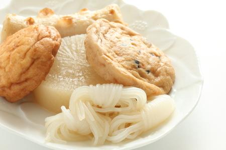 日本料理、おでん
