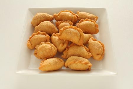 Chinese food, new year dumpling