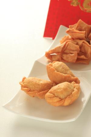 中国の新年の食品