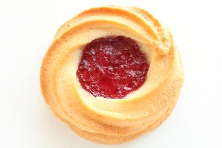 딸기 잼 쿠키