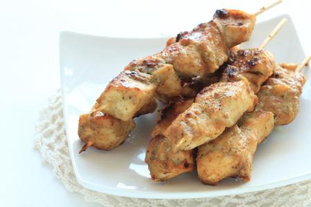 인도네시아 음식, 치킨 스테이트