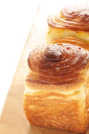 오렌지 덴마크 빵