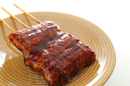 Japanese food, Kabayaki unagi grilled eel