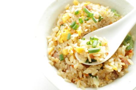 Homemade Chinese fried rice