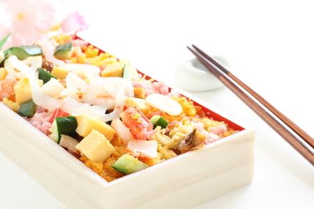 日本食は、にぎり寿司弁当