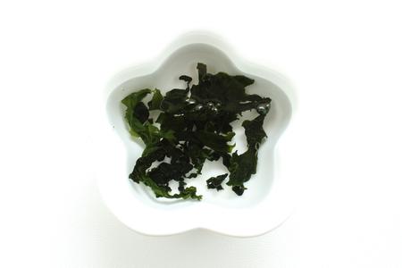 Dried seaweed Wakame