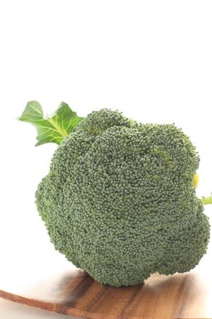 prepared broccoli