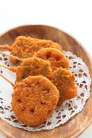 일본 요리, 튀김 연근