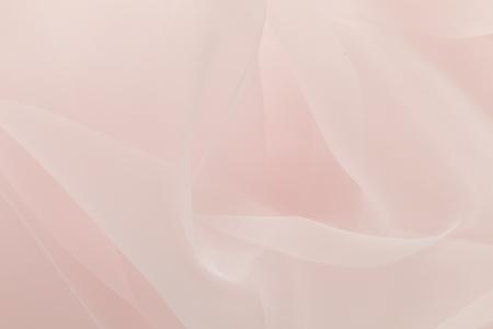 ピンクの生地