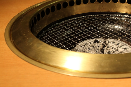 Korean restaurant burner 写真素材
