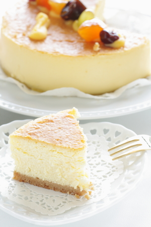 Piece of Cheese cake