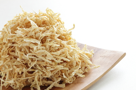 Japanese food ingredient, dried radish daikon