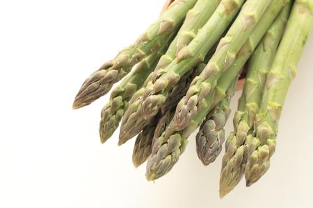 freshness green asparagus from Japan