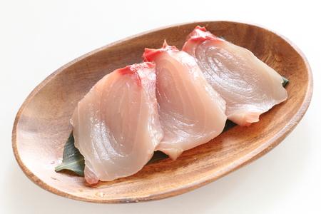 close up of sword fish fillet Stock Photo