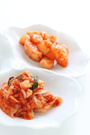 Fermentated cabbage Kimchi, Korean food