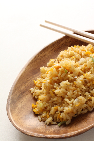 Chinese food, fried rice
