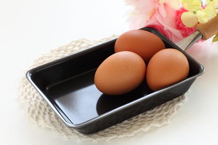 Japanese egg roll frying pan