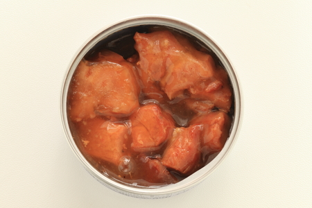 Canned food, Japanese grilled chicken Yakitori