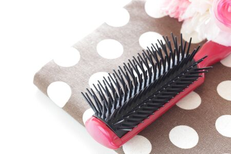 Hair brush for beauty image