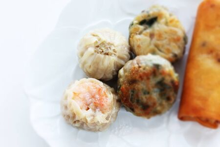 Assorted Chinese dim sum