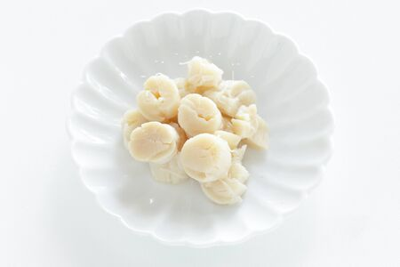 Canned food, japanese scallop Hotade